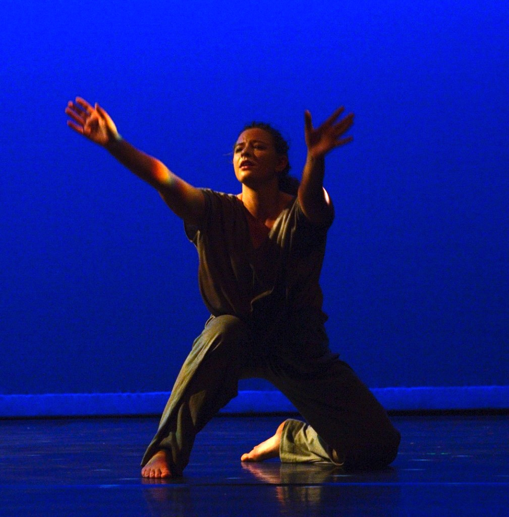 Anthony W Roberts – St. Olaf College Dance Artist in Residence