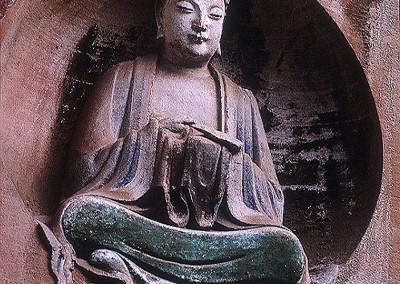 #5 Three Saints of the Huayan School
