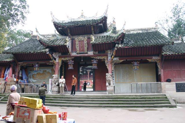 Shengshousi – Sagacious Longevity Temple