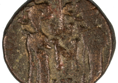 Constans II and Constantine IV (100)
