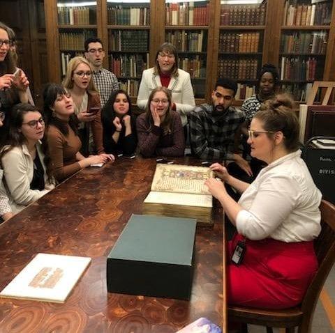 Rare Books: A Rich Resource