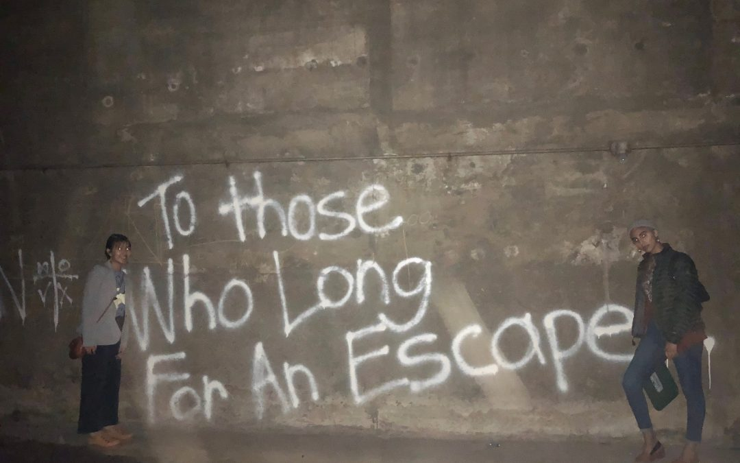 To Those Who Long for an Escape…