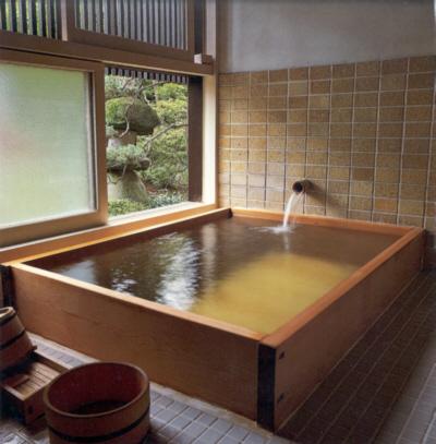 Onsen Japanese Public Bathing Experience Environmental