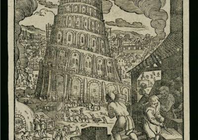 Genesis 11, Tower of Babel