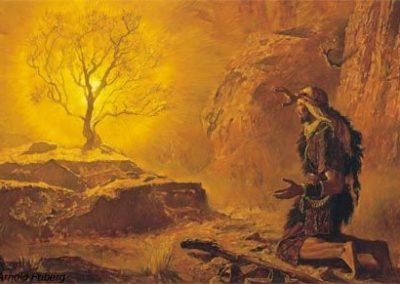 Exodus 3, The Burning Bush