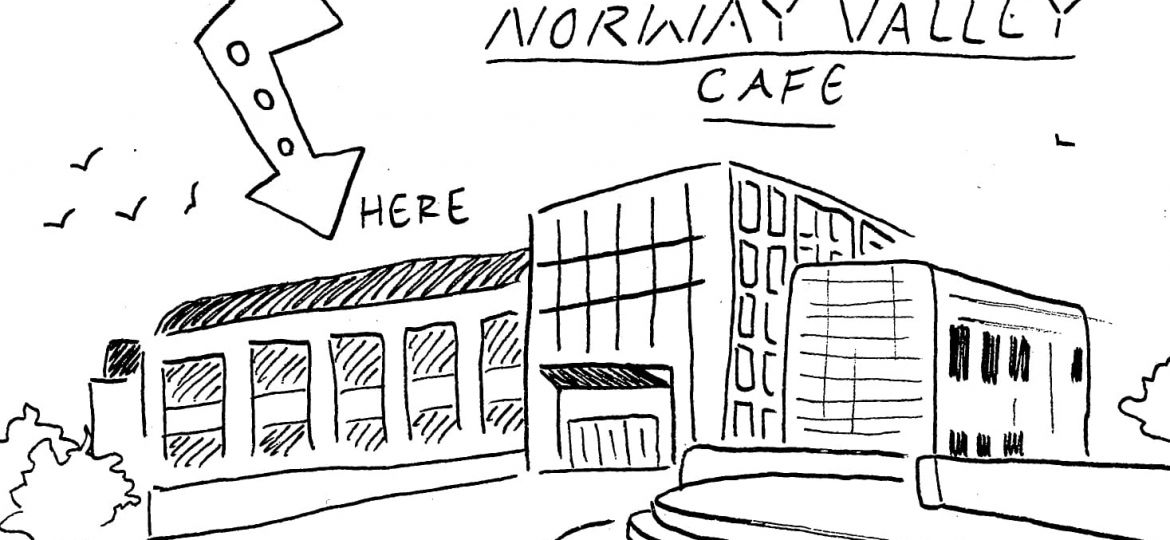 11.01 Norway valley cafe