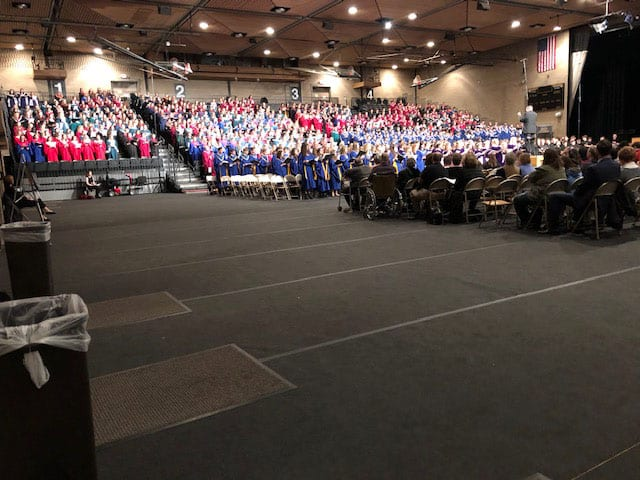Choral festival celebrates 116 years