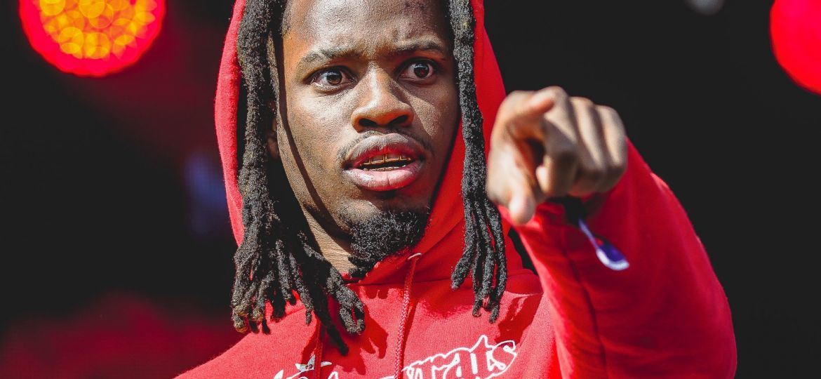 Denzel Curry (Photo by Anton Mak-The Come Up Show)