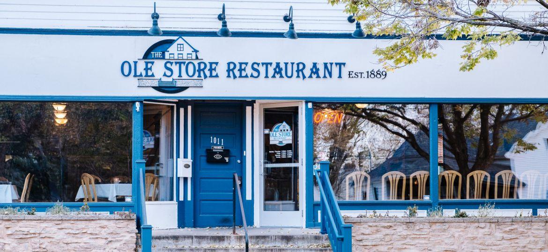 Ole Store (Steven Garcia-Mess)