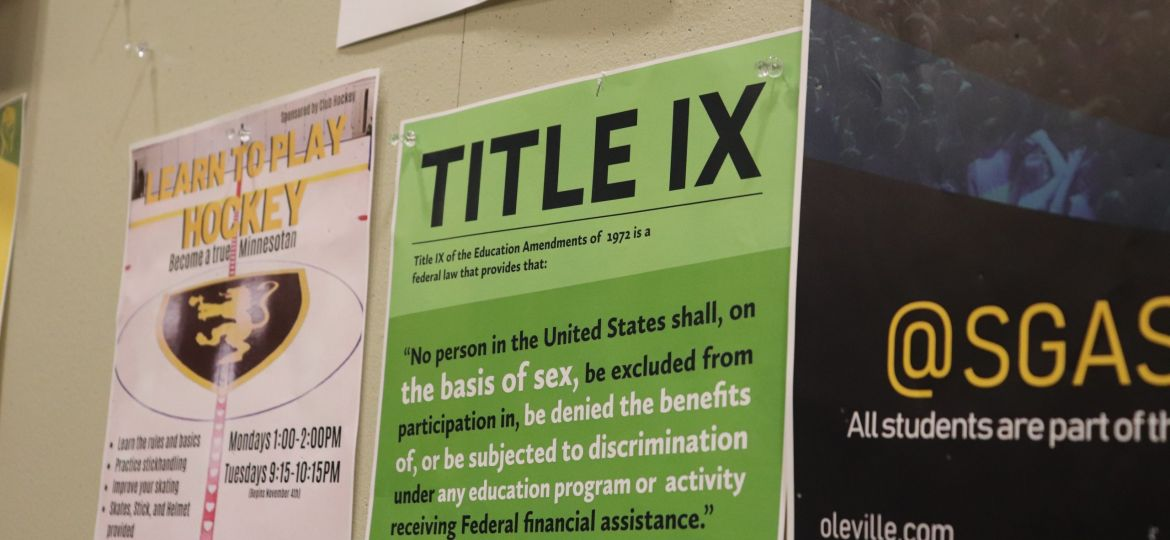 Title IX (Claire Strother)