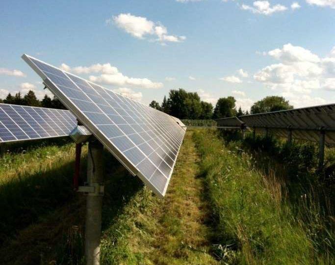 Pretty Solar Panel