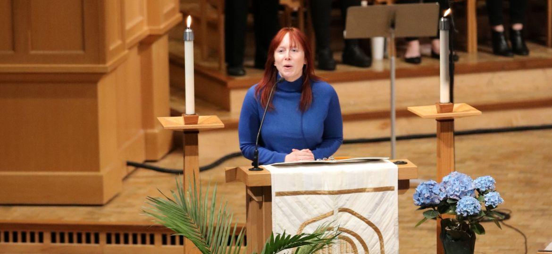 Pastor Katie