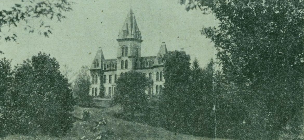 old main green