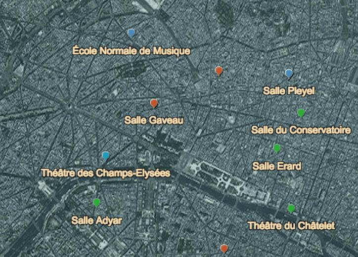 The Second Viennese School in Paris