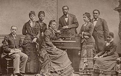 Mapping the Tours of the Fisk Jubilee Singers from 1871 to 1881