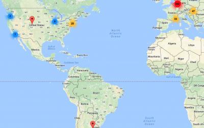 The Global Reception of Darius Milhaud's Music, 1922-1933