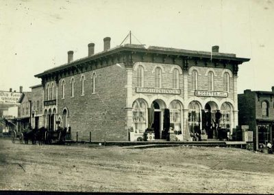 Scriver Building from outside.