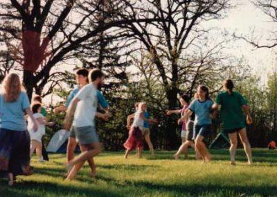 A Contra Dance 1989
