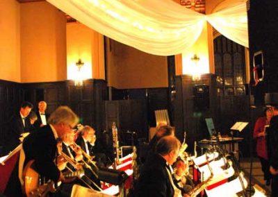 Band at MidWinter Ball