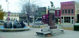 Bridge Square Civil War Memorial