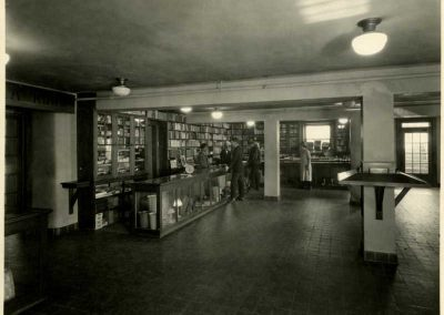 Carleton's First Bookstore