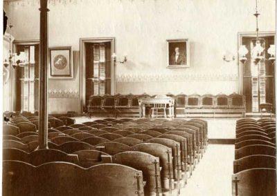 Carleton's First Chapel