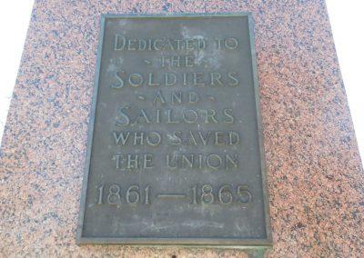 Current View: Civil War Monument