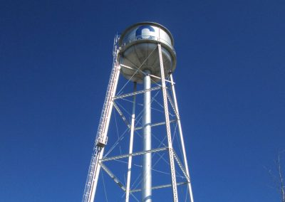 Current Water Tower