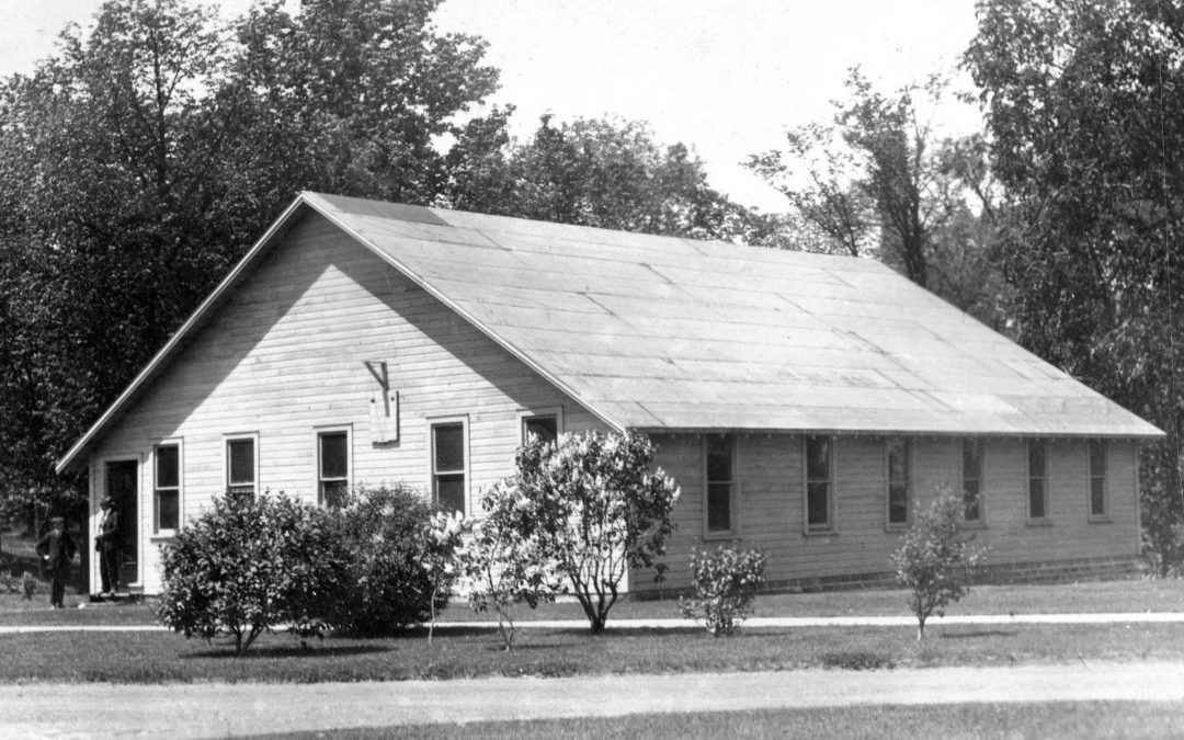The Chemistry Shack (1919-1925)