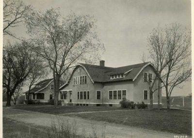 Farm House in 1926