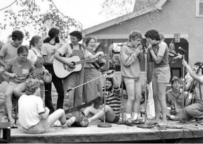 Farmstock in 1982