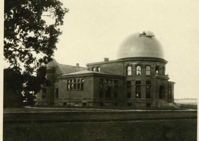 Goodsell Observatory During Early 20th Century