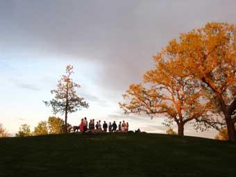 Hill of Three Oaks