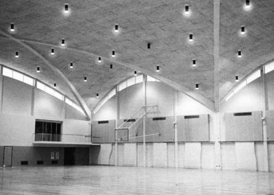 Indoor Basketball Courts