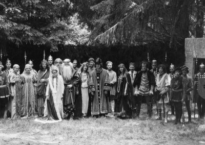 Cast of King Lear, 1926.