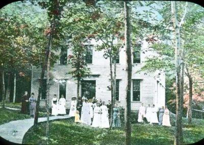 Ladies Hall Inmates 1895