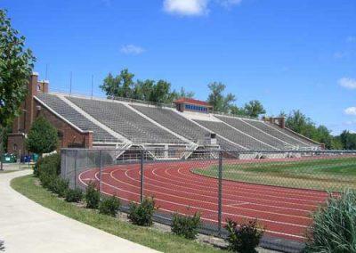 Laird Stadium 2010