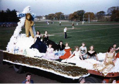 Lions Parade 1950