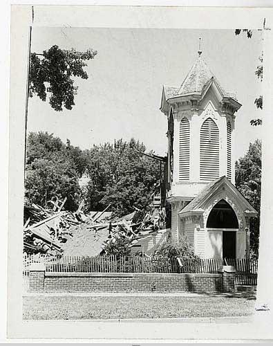 Methodist Church Demolition