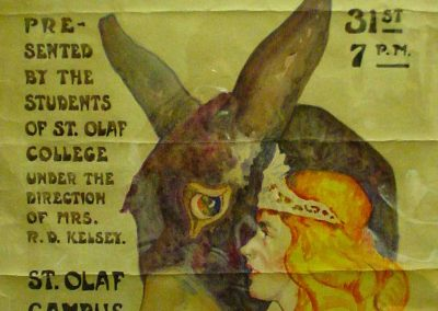 Midsummer Night's Dream Poster, 1924