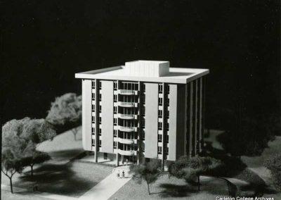 Model of Watson Hall
