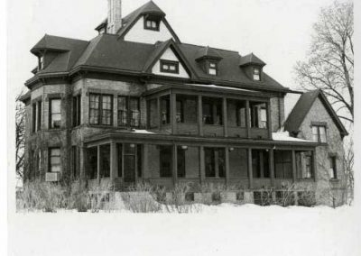 Nutting House 1970s