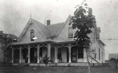 Dacie Moses' House