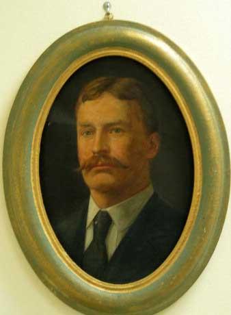 Portrait of Fugleskjel 1910