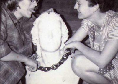 Schiller in the 1960s