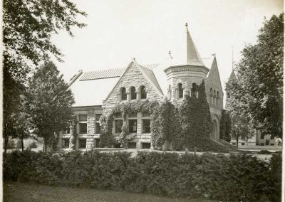 Scoville in 1908