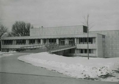 The 1956 Carleton Memorial Library