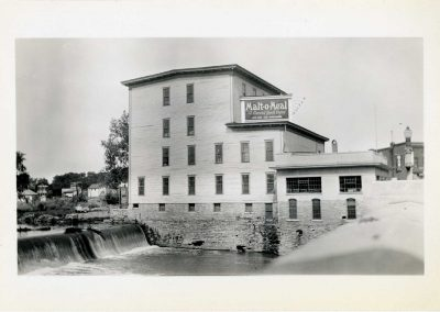 The Ames Mill