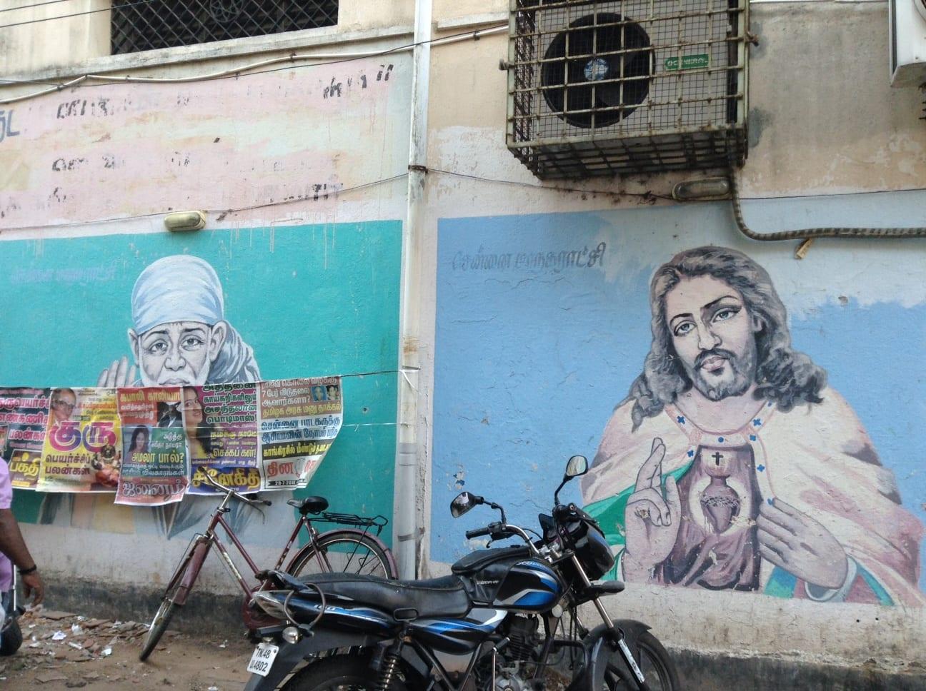 Religion of India -- St. Olaf Milestones: