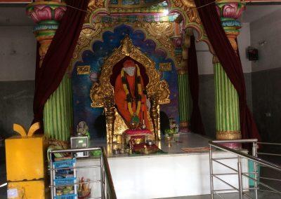 Sai Baba Shirdi Shrine
